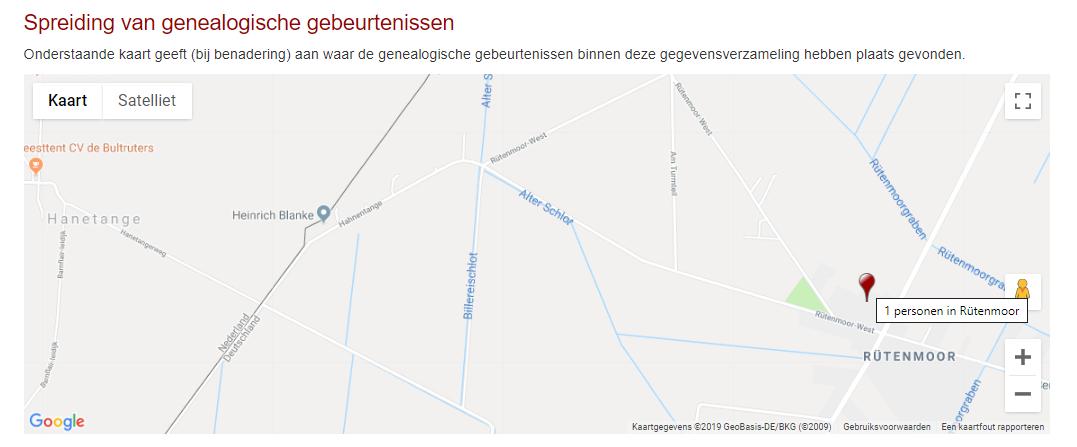 hahnentange google map